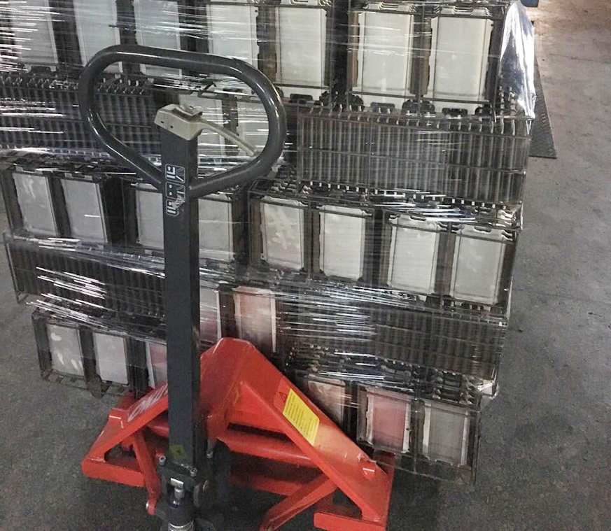 铝合金电子产品器材热加工