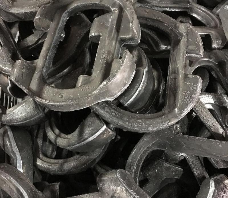 锻造铝合金热处理加工