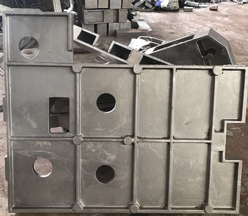 铝合金铸造件热处理厂