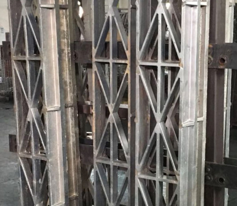 工业铝合金锻造热加工