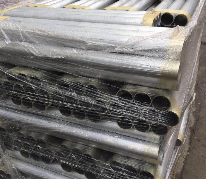 铝合金管材热处理