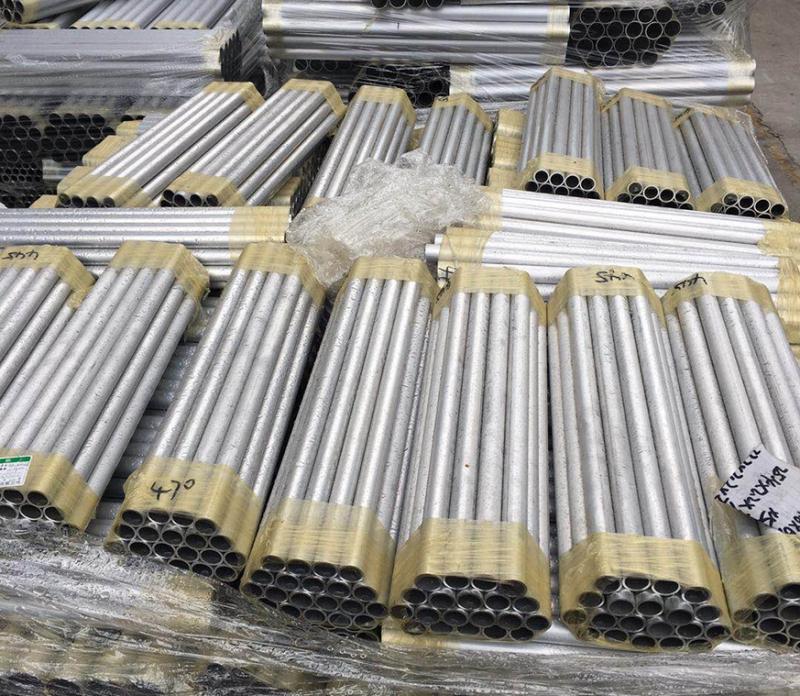 铝合金管材热处理厂