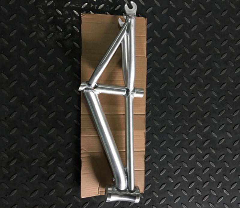 铝合金自行车前叉热处理