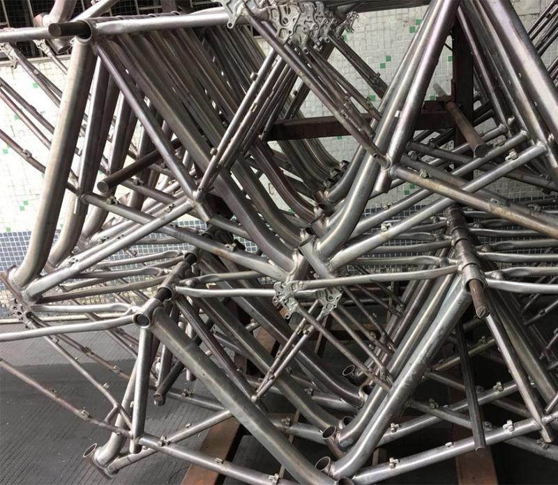 深圳铝合金单车前叉热处理厂家