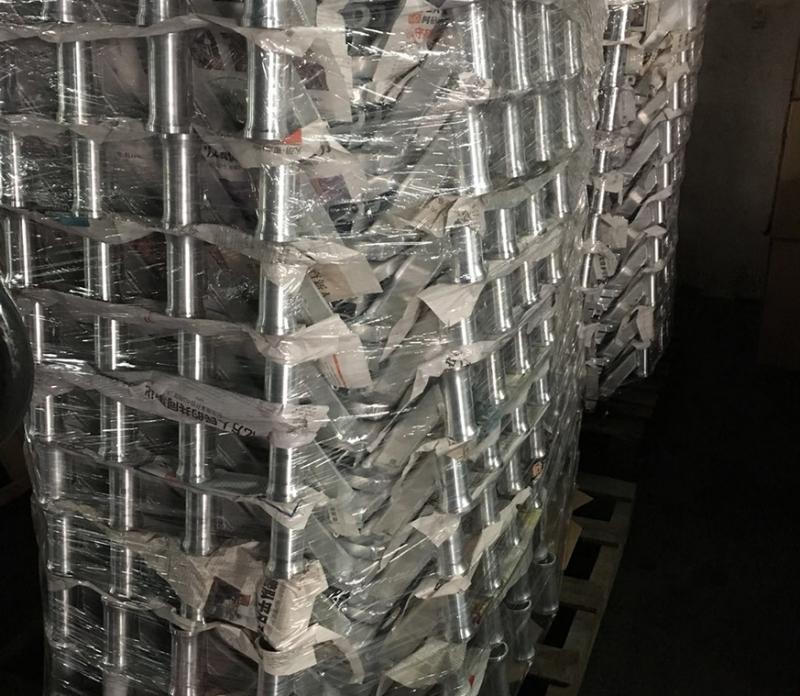 铝合金滑板电动车架热处理加工
