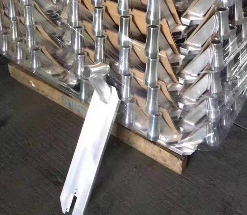 铝合金滑板电动车架热处理