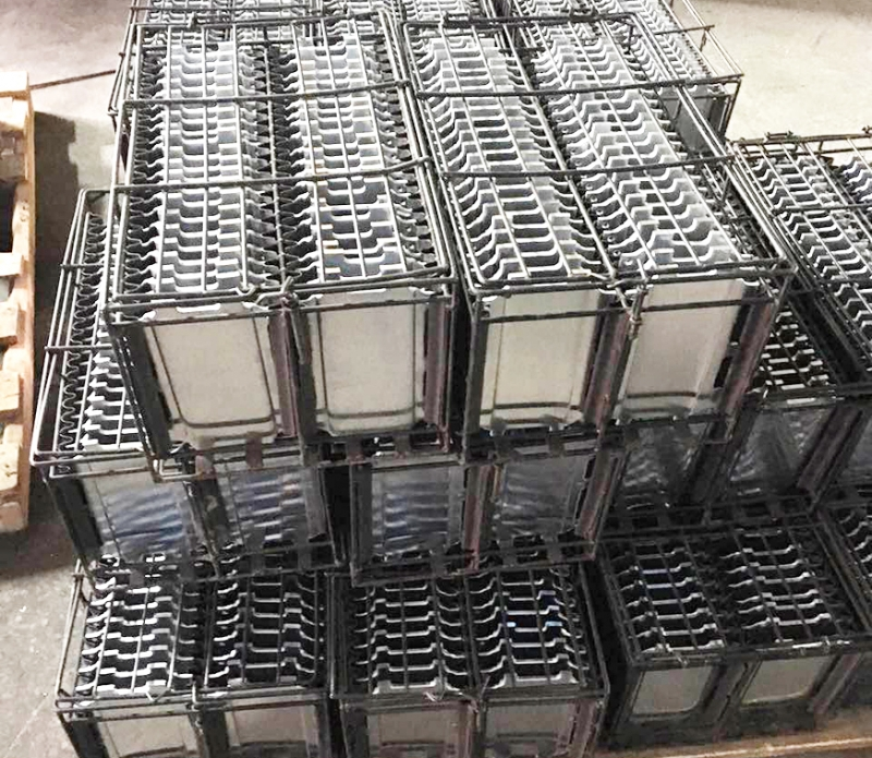 深圳铝合金型材产品热处理