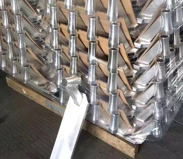 铝合金滑板电动车架类