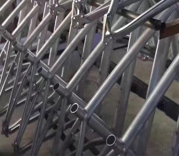 铝合金自行车前叉类